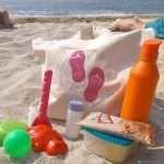 Какво има в чантата на мама - плажна версия