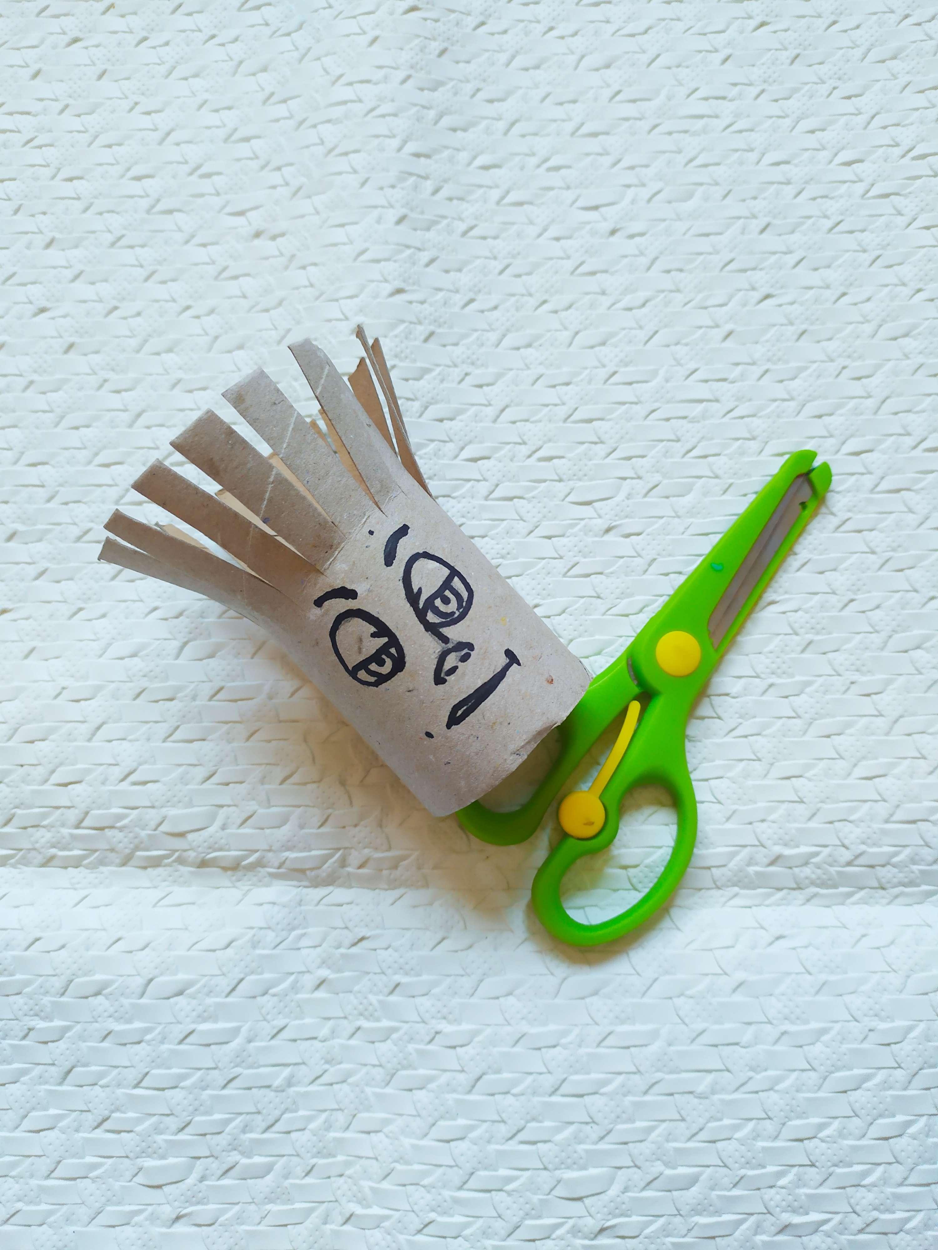 17 идеи за игри с рула от тоалетна хартия