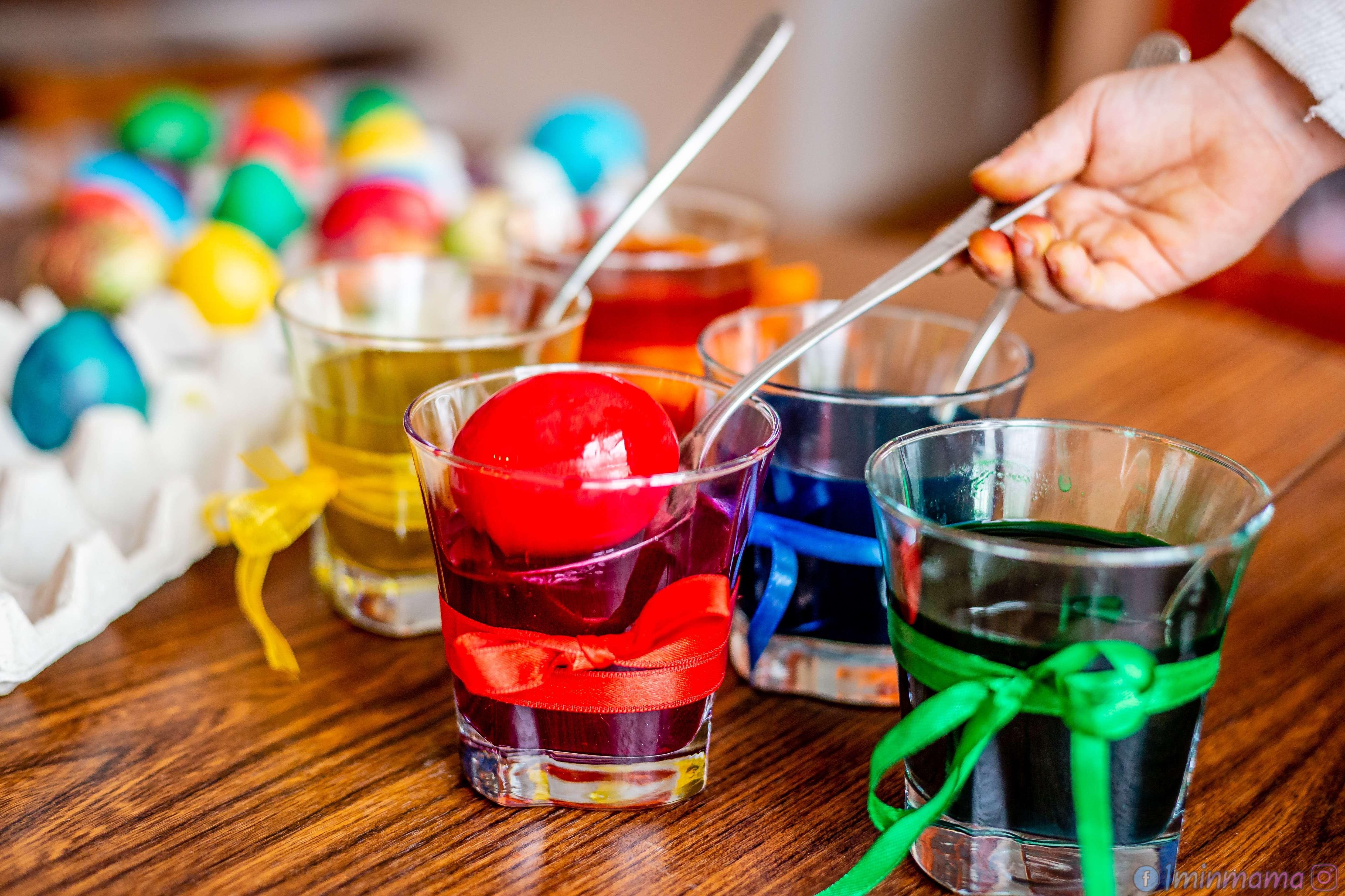 10 идеи какво може да направим с разтворените бои преди да ги изхвърлим?