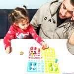 Настолни игри за деца на 3г+