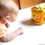 Визуална стимулация на бебето на 3м+ карти за разпечатване
