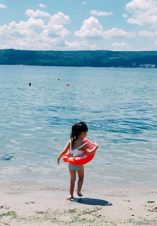 Как преодоляхме детския страх от морето