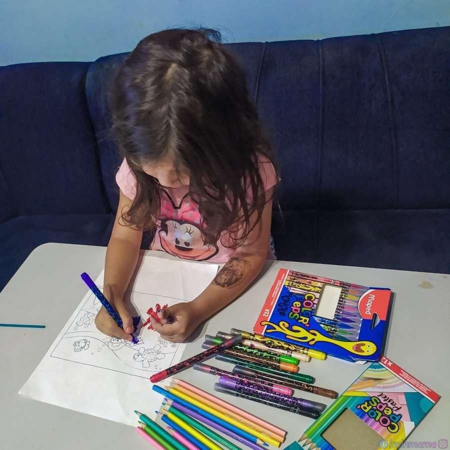 Как да изберем творчески материали за малките деца